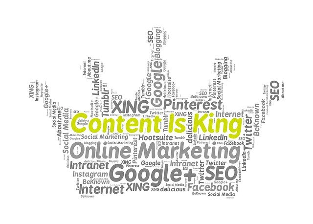 Why content is king in blogs? What is a blog and writing your first blog and promoting content