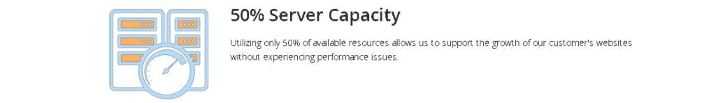 review of server capacity of webhosting interserver