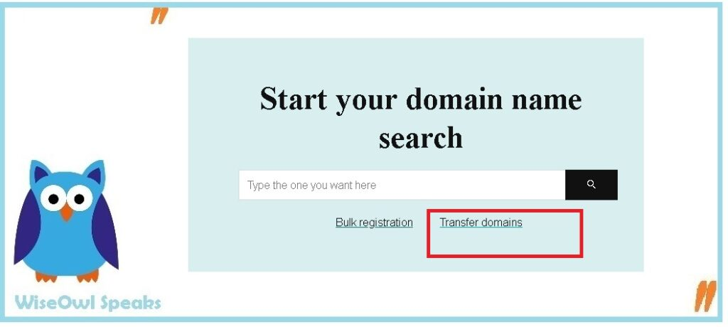 How to Transfer Domain from Existing Registrar to Godaddy?