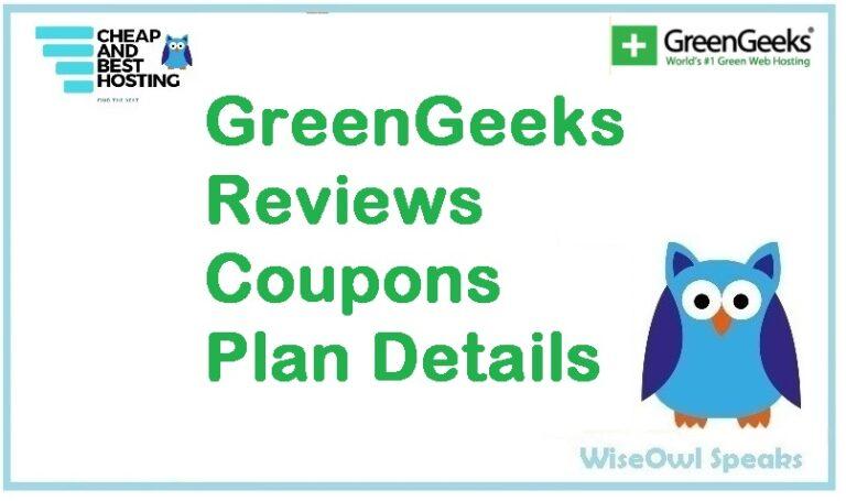 GreenGeeks, GreenGeeks Review, GreenGeeks Coupon and Detailed Hosting Info