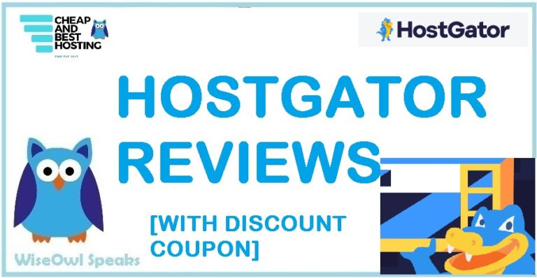 Updated Host Gator Hosting Review. HostGator Host Performance Analysis and Opinion
