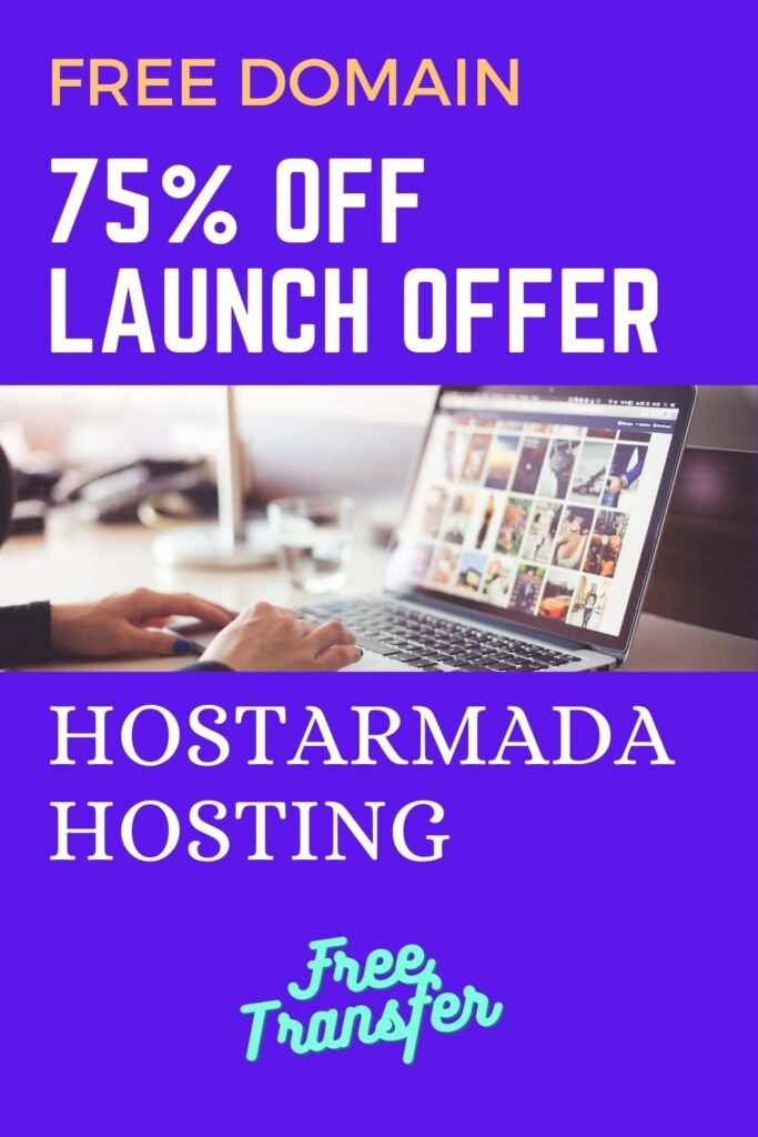 hostarmada review and findings with Promo Code.