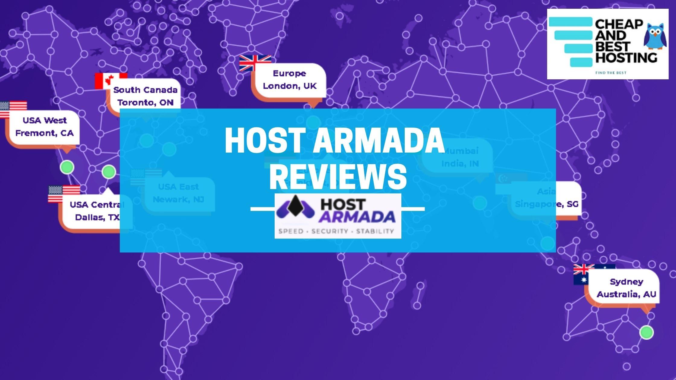 Detailed Host Armada Review. HostArmada