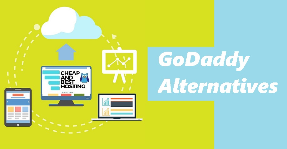 Affordable and reliable counterparts of GoDaddy.