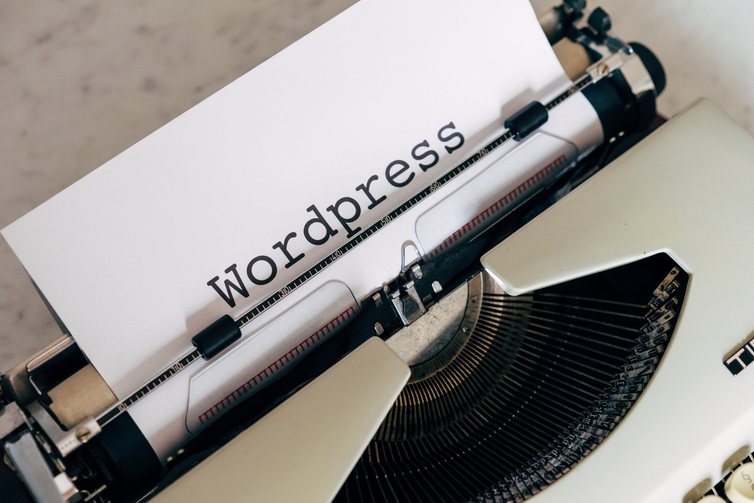 blogging with wordpress and create a wordpress blog in 2021