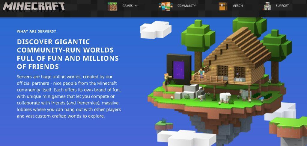 what is minecraft, minecraft server hosting, best Minecraft server hosting