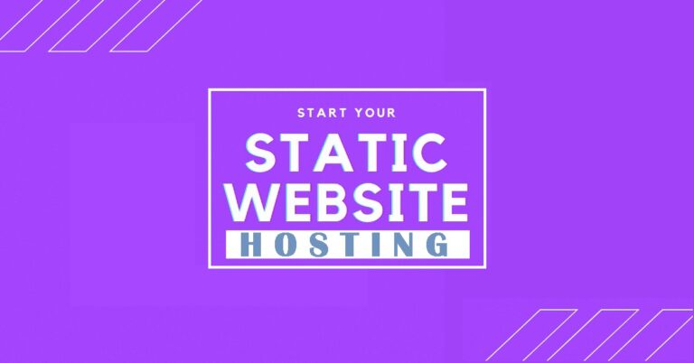 BEST STATIC WEBSITE HOSTING