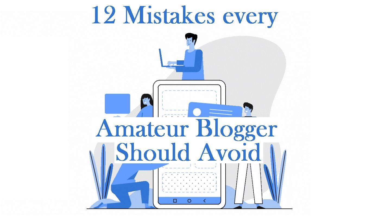 amateur-blogger-mistakes