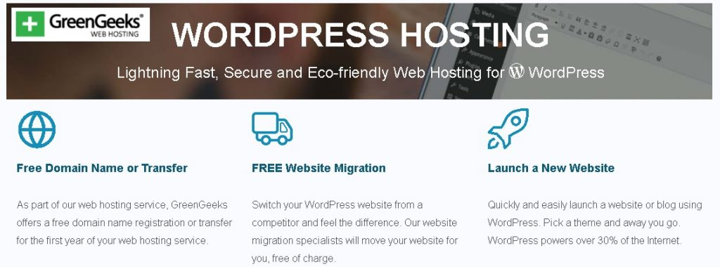 best black friday offers on web hosting by GreenGeeks to save 70%