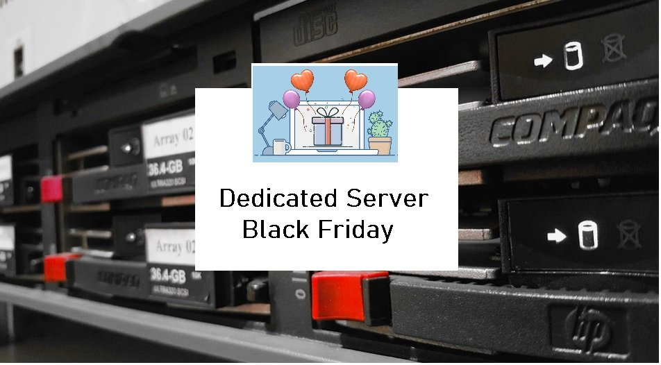 dedicated server black friday sale