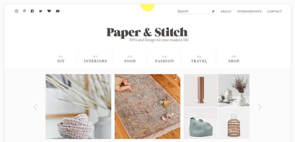 Niche Ideas for Blogging, diy blog, do it yourself blog