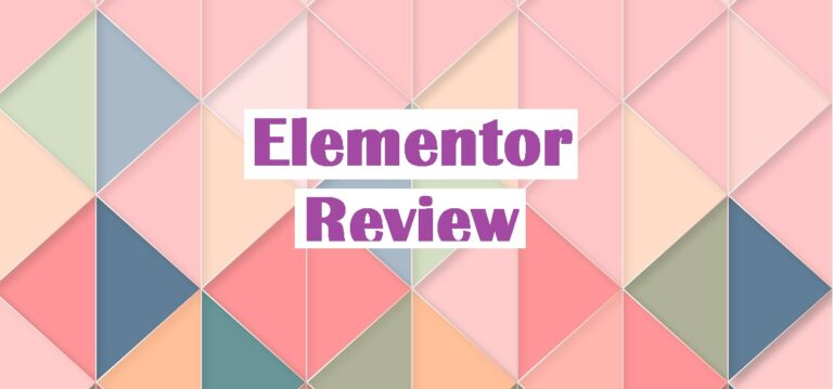 elementor review pro and free version, best elementor review ever