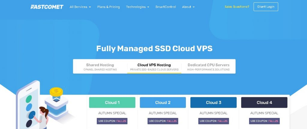 fastcomet virtual private server black friday deals