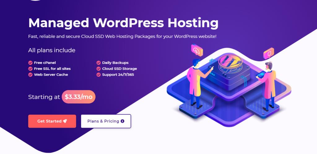 hostarmada wordpress hosting signup process and ease of use analysis