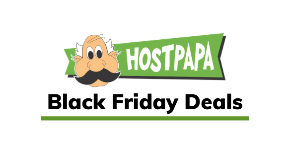 how to get hostpapa black friday deals, get started with hostpapa, black friday,