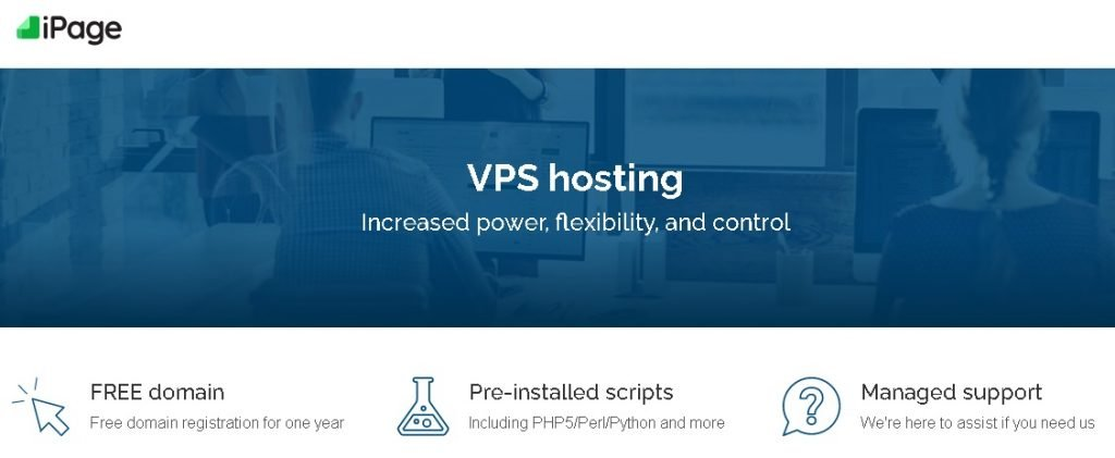 vps black friday offer by IPAGE