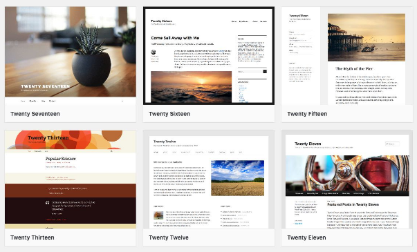 themes in wordpress, add theme in wordpress, Themes and Plugins Installation - WordPress