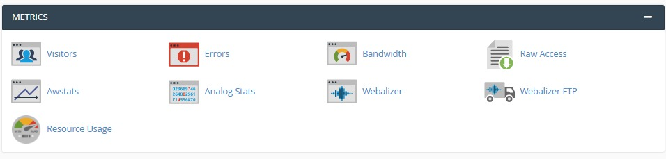 cPanel Metrics Analysis