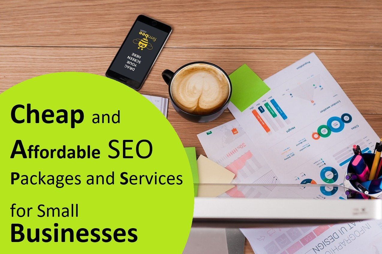 cheap and affordable SEO packages and services for small businesses