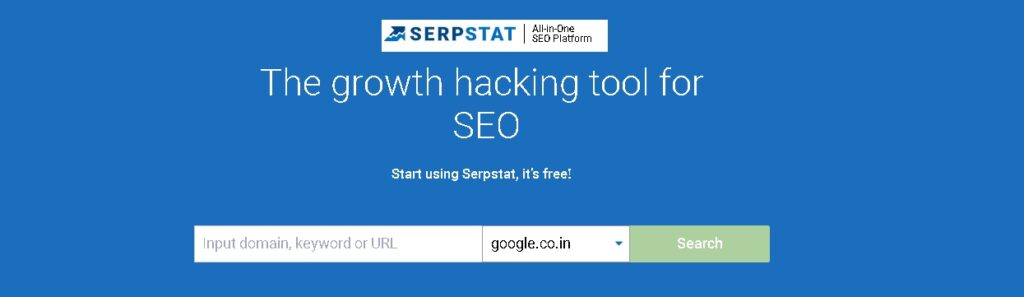 serpstat- pricing and alternatives to semrush