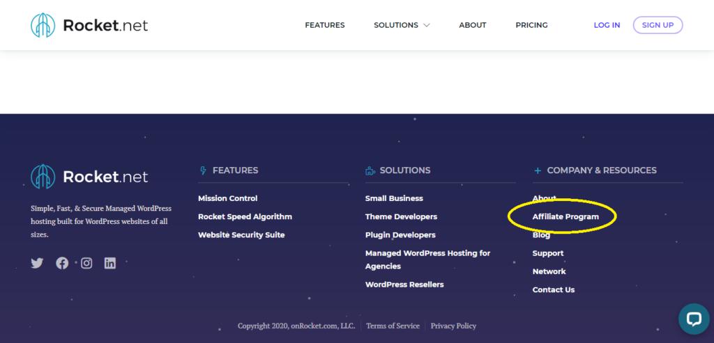 rocket.net, join rocket.net affiliate program