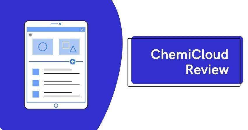 ChemiCloud review