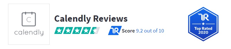 calendly trustradius review