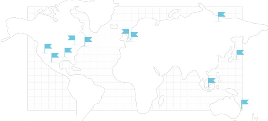 flywheel server locations