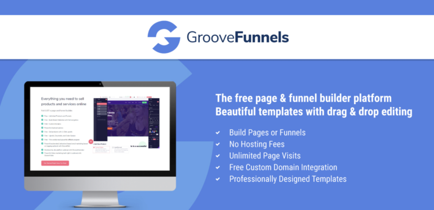 groovefunnels review pricing lifetime deal and bonus