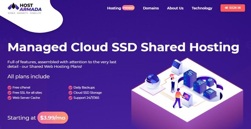 hostarmada alternative to bluehost hosting