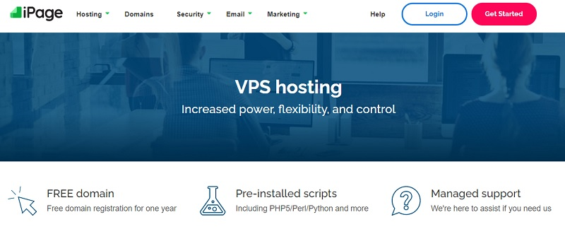 ipage alternative to bluehost hosting