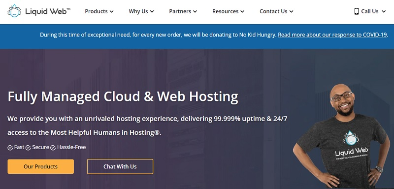 liquidweb alternative to bluehost hosting