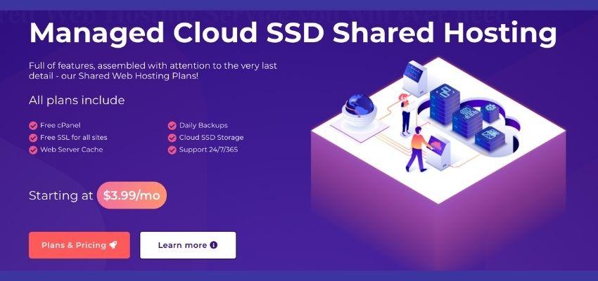 hostarmada business hosting on cloud