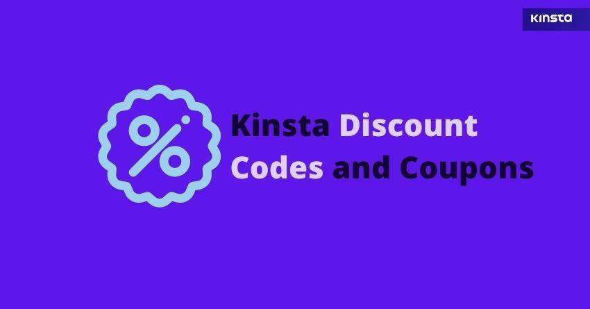 kinsta discount code and coupons