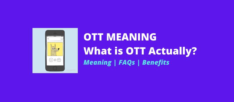 ott platform meaning