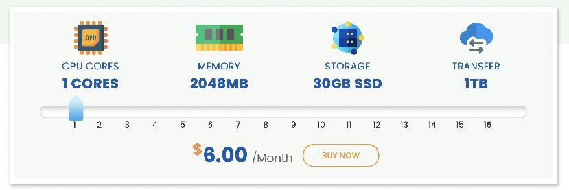 interserver vps service cheap