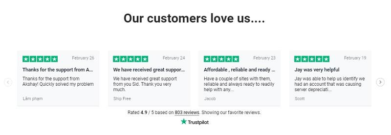 stablehost trustpilot review