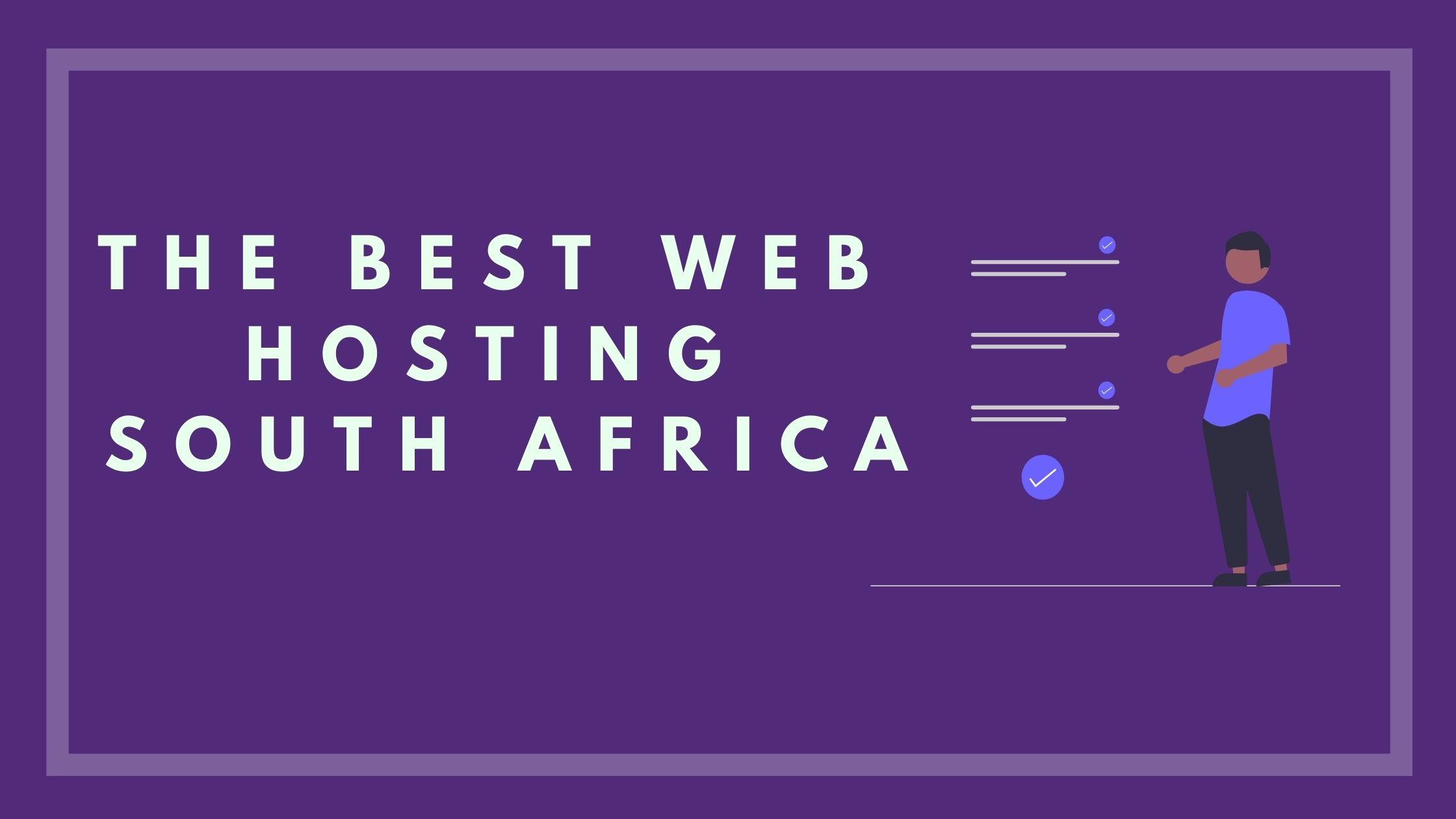 BEST WEB HOSTING SOUTH AFRICA