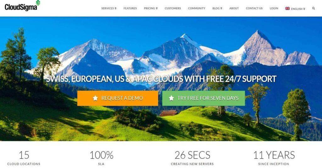 Cloudsigma Hosting