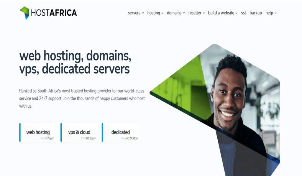 Hostafrica hosting