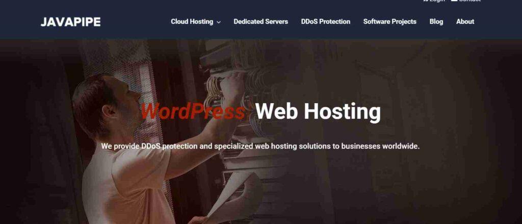 Javapipe Hosting