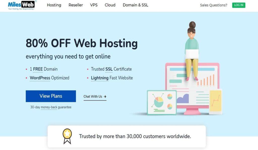 Milesweb Hosting