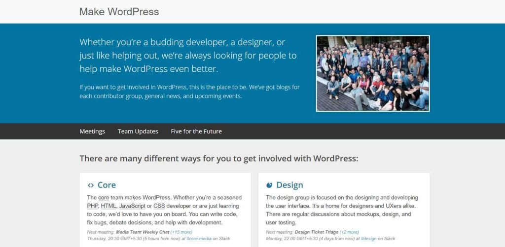 WordPress through you get a better chance of monetization and conversions
