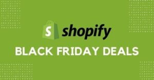 shopify black friday deals