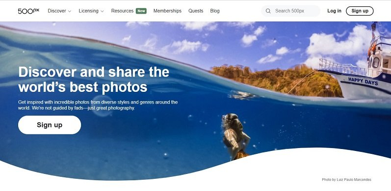Free image hosting by 500px