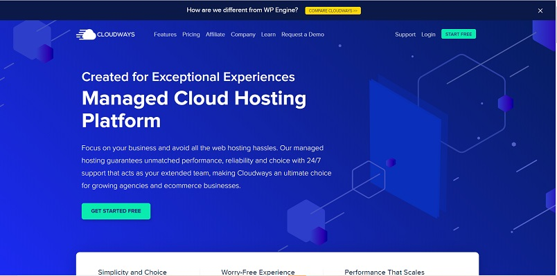 cloudways hosting in monthly payments