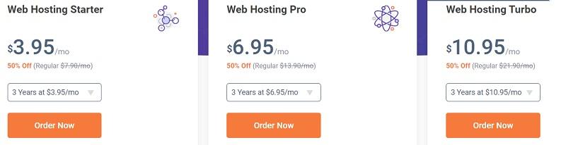 Shared chemicloud hosting