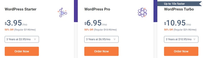 Best WP hosting