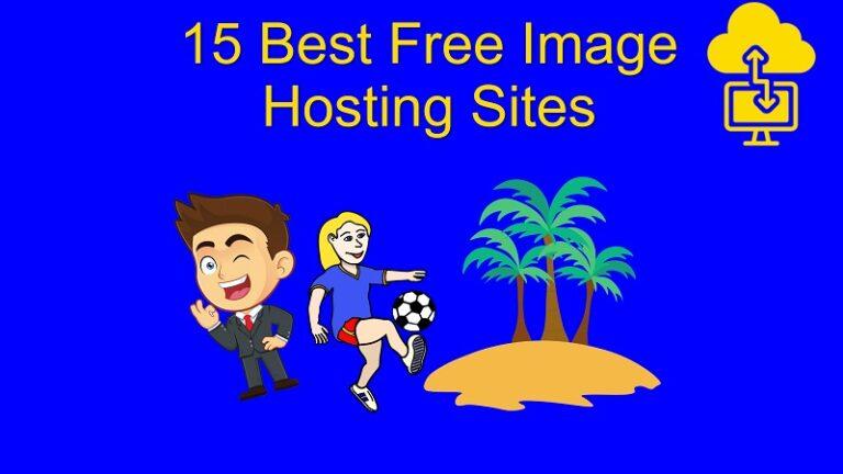 best free image hosting websites, image hosting sites