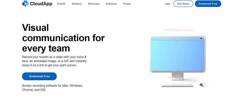 cloud app video hosting